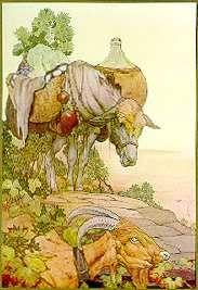 Edward Julius Detmold - The Fables of Aesop