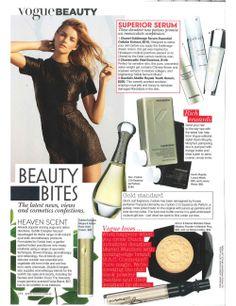 Chanel Serum, Vogue Editorial, Vogue Magazine, Moisturizer, Stylists, Interview, Rose Gold, Indian, Cream