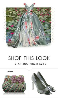 """Water Lilies"" by love-n-laughter ❤ liked on Polyvore featuring Prada"