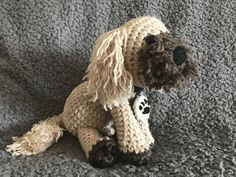 """Personalised """"Pet as a Plush"""" rememberance toy"""