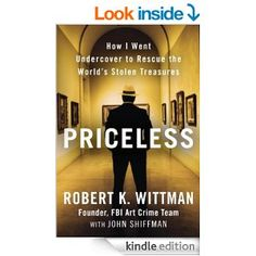 In Priceless, Robert K. Wittman, the founder of the FBI's Art Crime Team, pulls back the curtain on his remarkable career for the first time, In this page-turning memoir, Wittman fascinates with the stories behind his recoveries of priceless art and antiquities: The golden armor of an ancient Peruvian warrior king. The Rodin sculpture that inspired the Impressionist movement. The headdress Geronimo wore at his final Pow-Wow.
