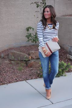Casual Weekends : Stripes