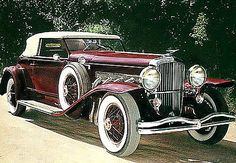 Duesenberg - goes without saying, the absolute best!