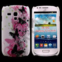 Samsung Galaxy S3 Mini Skal - Fjärilar