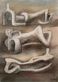 Resultado de imagen de henry moore drawings