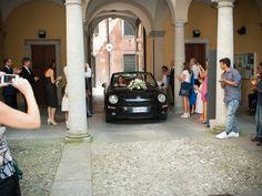 Reportage di nozze di Kamila & Paolo di Riccardo Bestetti Car Wedding, Wedding Car Decorations