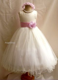 EBAY FLOWER GIRL DRESSES - Sanmaz Kones