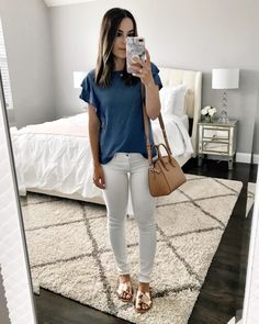 Here is Casual Summer Outfit Ideas Picture for you. Casual Summer Outfit Ideas onlain casual summer outfits ideas to wear . Casual Summer Outfits, Cool Outfits, Young Mom Outfits, Fashion Outfits, Summer Weekend Outfit, Spring Outfits For School, Everyday Casual Outfits, Everyday Fashion, Fashion Ideas
