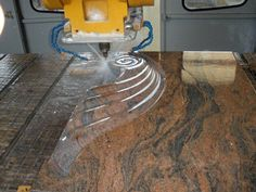 #Breton machines creates #masterpieces #marble #granite