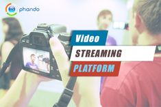 Video streaming platform have changed the customers mindset of promoting their businesses through video streaming. Users are now taking good advantage of this technology and are able to increase their audience reach. Phando #VideoStreaming provides a variety of features and tools to make video on demand a key component of the system. To Know more about video streaming platform, contact us at : www.phando.com