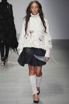Sister by Sibling | Fall 2014 Ready-to-Wear Collection | Style.com
