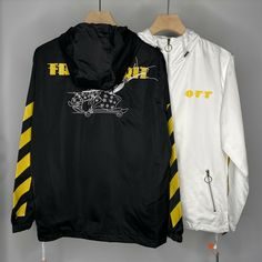 Sports Jacket, Nike Jacket, Off White Jacket, White C, Zip Hoodie, Athletic, Hoodies, Casual, Jackets