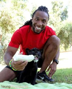 Larry Fitzgerald of the Arizona Cardinals