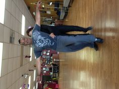 1st Tango Practice... (Oh Lord!)