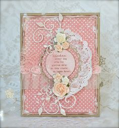 Cathrines hjerte: Cardabilities challenge again! Papers from Maja Design