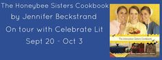 Smiling Book Reviews: Blog Tour & Giveaway: The Honeybee Sisters Cookboo...