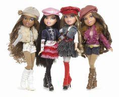 Amazon.com: Bratz Party Doll- Yasmin: Toys & Games