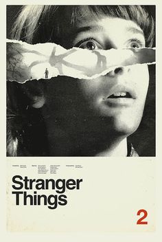 movie posters vintage Stranger Things 2 by Concepcion Studios Horror Movie Posters, Iconic Movie Posters, Minimal Movie Posters, Minimal Poster, Movie Poster Art, Film Posters, Horror Films, Film Poster Design, Graphic Design Posters