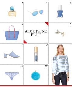 Mizhattan - Sensible living with style: *FRIDAY FRUGAL FINDS* Something Blue