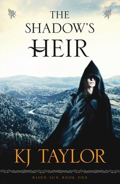 The Cosy Dragon: K.J. Taylor - The Shadow's Heir