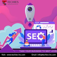We promote your website on external webpages (back-linking) or through Social Media & Social Bookmarking. Our SEO Experts practice white hat SEO techniques only. #digitalmarketing #socialmedia #techiessoftwaresolutions #webservices #webdevelopment #wedesign #websitedesigningcompany #seo White Hat Seo, Best Seo Services, Seo Techniques, Social Bookmarking, Seo Company, Web Development, Online Business, Digital Marketing, Software