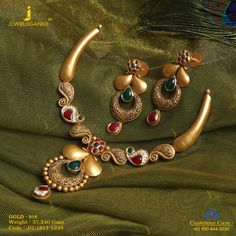 Get In Touch With us on Antique Necklace, Pearl Necklace Designs, Gold Earrings Designs, Gold Mangalsutra Designs, Gold Jewellery Design, Gold Jewelry Simple, Stylish Jewelry, Gold Jhumka Earrings, Gold Necklace