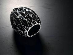 Ceramic Vase: Unique