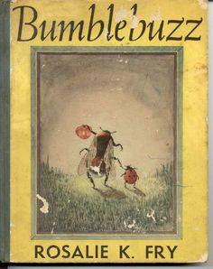 Bumblebuzz book