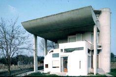 Villa Bayon (1965-1966) - Florencja Leonardo Savioli