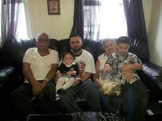 me my children and my grandparents