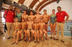 El infantil del Club Waterpolo Algeciras pasa a la final del Campeonato Andaluz mixto