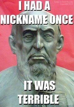 Ivan the Terrible :D