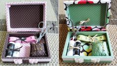 Banheiros - Kit Costura