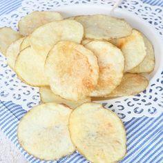 steg2 Snack Recipes, Chips, Food, Snack Mix Recipes, Appetizer Recipes, Potato Chip, Essen, Meals, Potato Chips