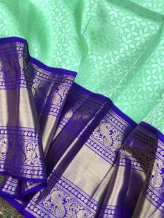 South Indian Wedding Saree, Saree Wedding, Bridal Sarees, Pure Silk Sarees, Blouse Designs, Blouses, Colours, Pure Products, Simple