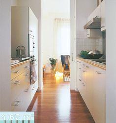 Para sacar el máximo partido a los metros útiles de tu cocina o baño, es básico que planifiques al detalle su distribución. Estudia la ubicación de puertas, ventanas, pilares y columnas...