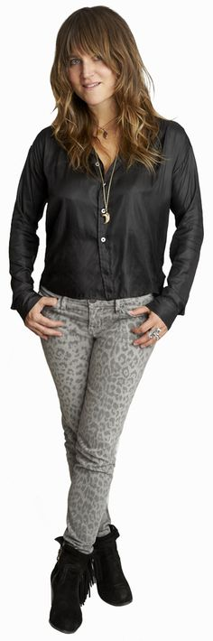 Heidi, Fashion Director, eBay Fashion – I want to be her!