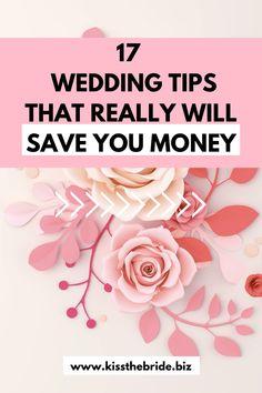 Wedding Planning On A Budget, Budget Wedding, Wedding Tips, Event Planning, Wedding Blog, Wedding Expenses, Wedding Costs, Wedding Checklists, Diy Your Wedding