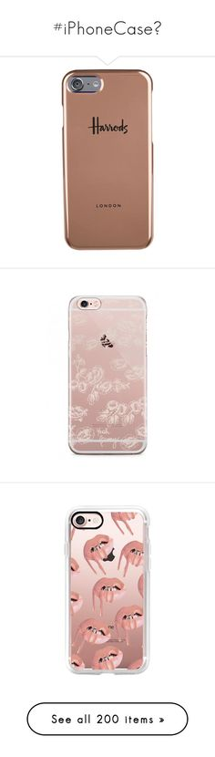 """""""#iPhoneCase📳"""" by ally-xcv ❤ liked on Polyvore featuring iphone, case, allyxcv, accessories, tech accessories, electronics, flower iphone case, iphone sleeve case, iphone cover case and retro iphone case"""