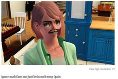This. | 29 Times The Sims Went Horribly, Hilariously Wrong