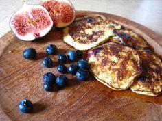 Rezept: Pfannkuchen ohne Mehl, mit Chia (glutenfrei)   Im Eichenhain