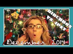 Birchbox Vs Ipsy Dec 2014 - YouTube