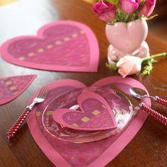 * Decoração e Invenção *: Idéias Valentine's Day