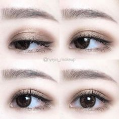 照鏡都會被自己電到!7天氣質眼妝,豆沙紅和杏啡色眼影也太美了吧〜 - Girls 女生日常|PressLogic