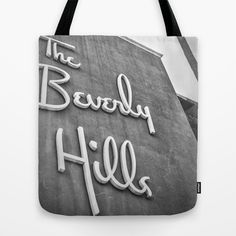The Beverly Hills Hotel Art Print by sarahzanon Beverly Hills Hotel, The Beverly, Neon Signs, Art Prints, Tote Bag, Art Impressions, Totes, Tote Bags, Art Print