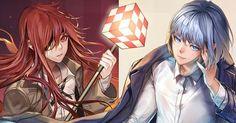 Manhwa, Slash, Anime Oc, Manga Boy, Cartoon Images, Anime Couples, Webtoon, Character Design, Ships