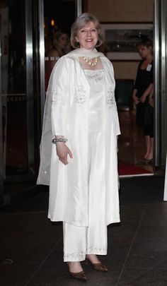 Theresa May Photos: Asian Women Of Achievement Awards