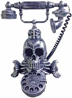 Victorian Phone with Light and Sound Effects Halloween Centerpiece Home Decor  #VictorianPhone #HalloweenVictorianPhone #Halloween #Lights #SoundEffects #HalloweenDecor #Decor #Centerpiece #HomeDecor #HalloweenHomeDecor #Phone
