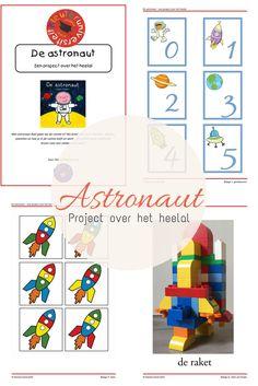 Klaar voor lancering? Een project over het heelal, met meer dan 20 lessen en bijbehorende materialen. Past goed bij de komende kinderboekenweek! - Nu verkrijgbaar bij Kleuteruniversiteit