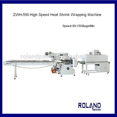 manual bottle shrink wrap machine